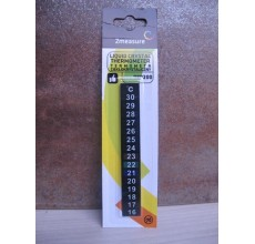 Termometr ciekłokrystaliczny 16-30