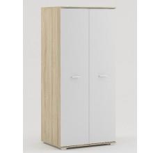 Szafa Flesz 2 drzwi sonoma/biała