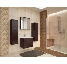 Zestaw mebli łazienkowych Porto kolor wenge