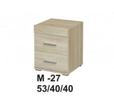 MARINO Komoda 40 M-27  dąb sonoma
