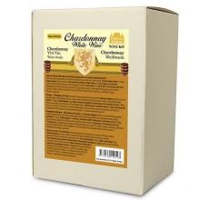 Zestaw do wina Chardonnay białe